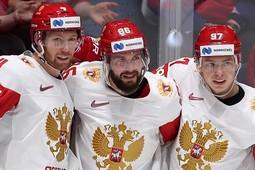 Россия досрочно вышла в плей-офф чемпионата мира