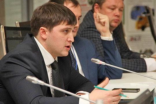 Айдар Метшин: «На плечи Радмира Ильдаровича ложится очень большая ответственность»