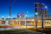В Челнах открыли мост, который стоял недостроенным со времен СССР