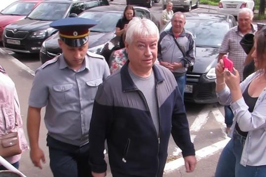 Экс-глава ТФБ Роберт Мусин явился в суд