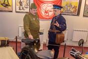В Челнах открылась выставка «Эхо войны и память сердца», посвященная 75-й годовщине Великой Победы