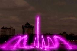 В Нижнекамске появится поющий фонтан