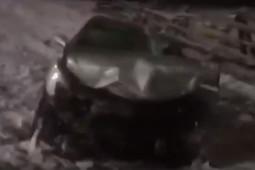Пять человек погибли в ДТП с полицейским в Бурятии
