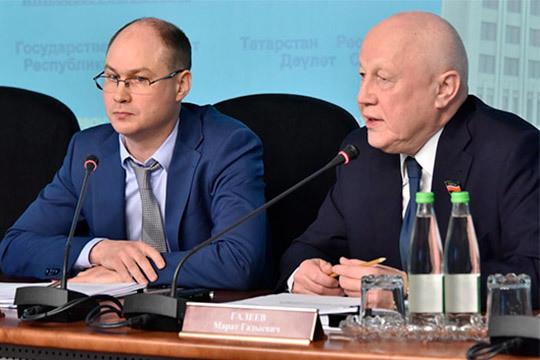 Марат Галеев оПСО «Казань»: «Компании могут появляться иумирать. Это обычная жизнь…»