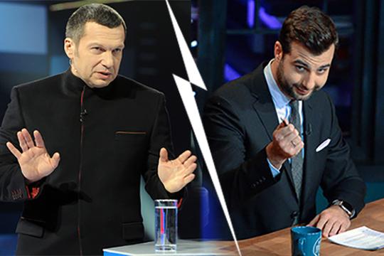 «Ургант и Соловьев – люди одной национальности, почти татары, разберутся между собой»