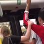 «Стыдно за наших»: в Казани девушка устроила «разборки по-русски» с болельщиком из Колумбии