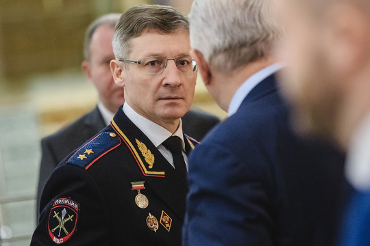 Артем Хохорин отчитался перед Госсоветом РТ