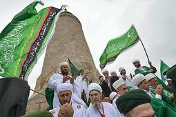 «Эта земля оказалась священной для нас». В Татарстане отмечают «Изге Болгар җыены»