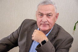 Виталий Касакин, ООО «Усадьба Касакина»: «Форель в 300 раз выгоднее зерна»