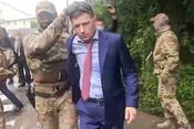Жириновский: «Мывам дали Конституцию! Авынам наручники надеваете! Бессовестные!»