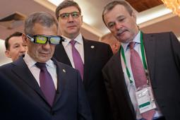 В Казани открылся юбилейный 10-й IT&Security Forum