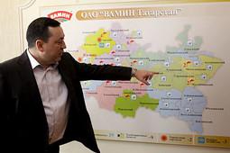 Наследники уодра: кто, кроме Ильшата Фардиева, поживится заводами «Вамина»?
