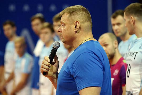 Ведущий Алекно и «пушка» для болельщиков: «Зенит-Казань» презентовал состав