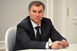 Олег Морозов: «Примаков, рекомендуя Володина Путину, попал вдесятку»
