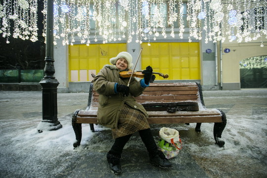 Дорого и красиво: собянинская Москва готова к встрече Нового года