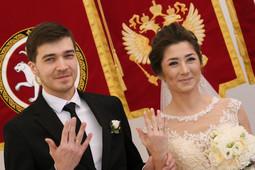 Свадебный бум в Казани произошел из-за красивой даты