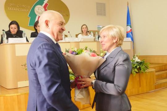 Главой федерации профсоюзов Татарстана выбрали Елену Кузьмичеву