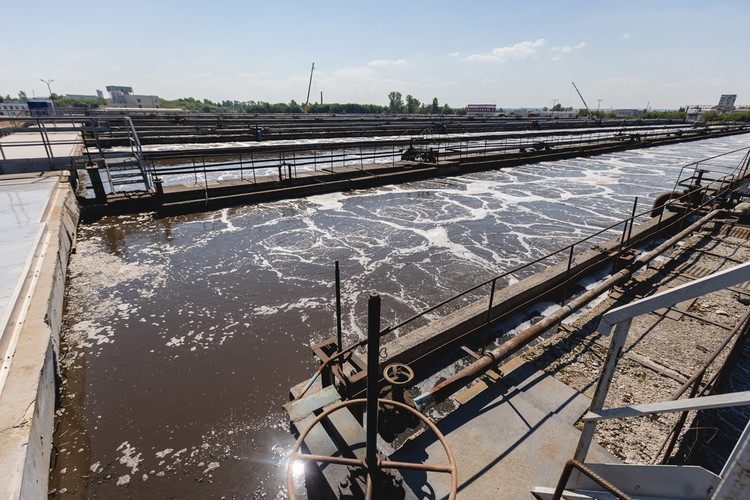 В Казани началась масштабная реконструкция очистных сооружений канализации