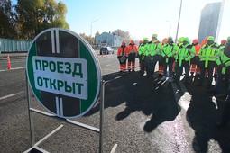 В Казани после ремонта открыта дорога по ул. Братьев Батталовых
