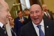 Марат Ахметов несмог отказать Рустаму Минниханову