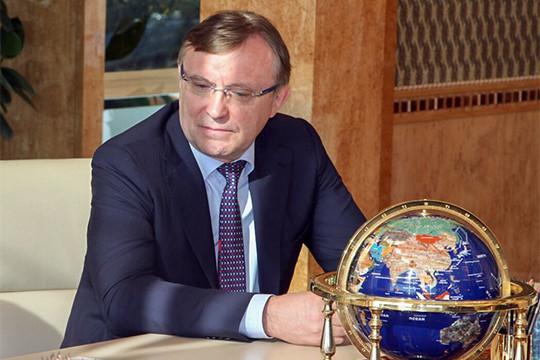 Сергей Когогин: «Нужно давать региональным властям больше свободы. Этот процесс начался!»