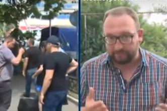 «Россия-24» сообщила о нападении на своих журналистов в Грузии