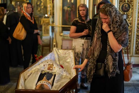 В Казани прошла гражданская панихида по Борису Мазину