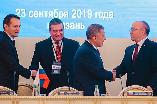 СМИ как оружие гибридной войны: в Казани проходит совещание руководителей разведслужб стран СНГ
