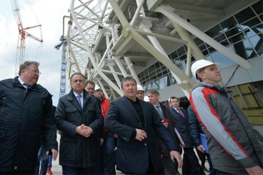 «Мы не признаем иски»: Равиль Зиганшин отказался платить миллиард неустойки за стадионы