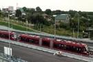 На БКК пустили два трамвая для испытания конструкций