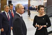 Путин в Казани: «Если уважение людей исчезает, может последовать и утрата капиталов»