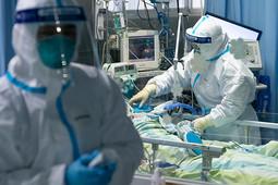Число заболевших новым вирусом в Китае превысило 2 тысячи