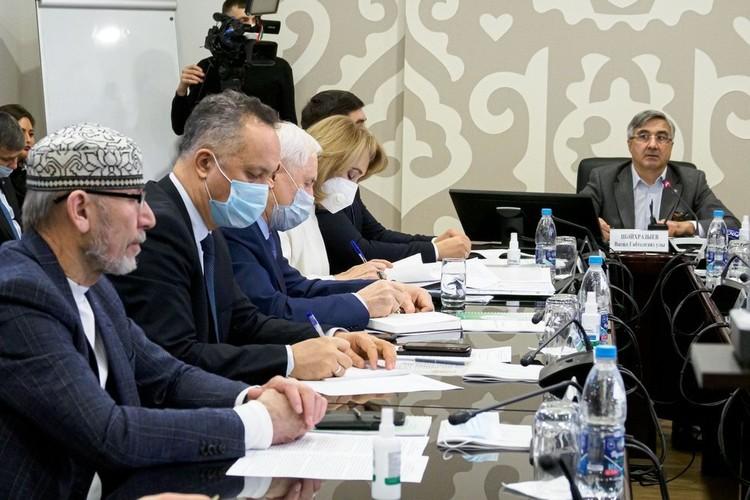 Шайхразиев и ВКТ обсудили предстоящую Всероссийскую перепись населния