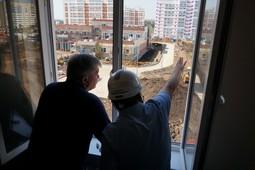 Магдеев побывал с инспекцией на объектах строительства и реконструкции