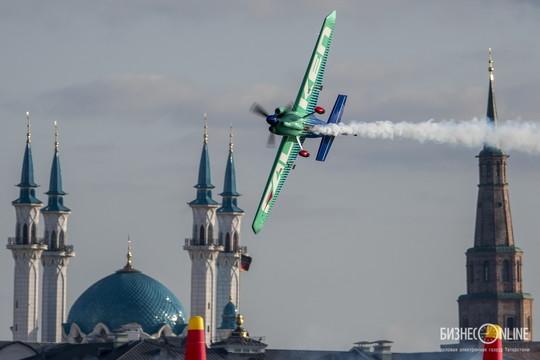 Red Bull Air Race в Казани: как это было