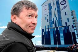«Маски-шоу» вПСО «Казань»: Равиля Зиганшина кошмарят заВосточный?