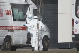 Фоторепортаж «БИЗНЕС Online»: как москвичи и казанцы живут во время пандемии коронавируса