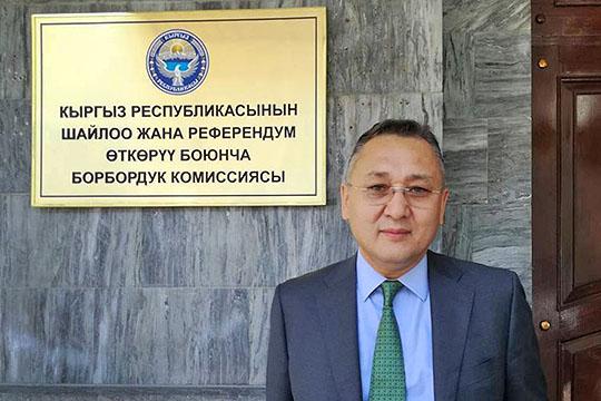 Таалатбек Масадыков: «Я не встретил в Киргизии сферы, где бы не столкнулся с коррупцией»