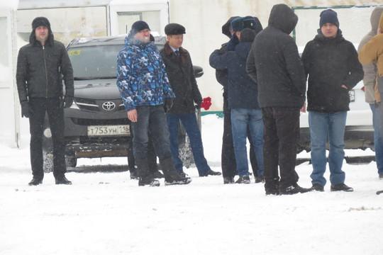 В Татарстане похоронили бывшего зама ОП «Вишневский» – причину смерти установит СК