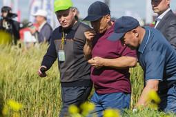 Открытие выставки-форума «Международные дни поля в Поволжье»