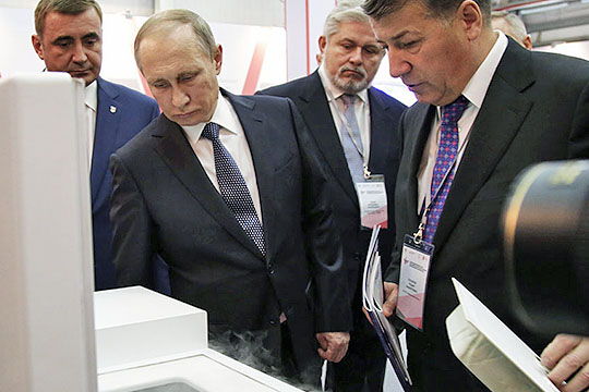 Ужи напутинской «сковородке»: соскочитли оборонка Татарстана сиглы военных заказов?