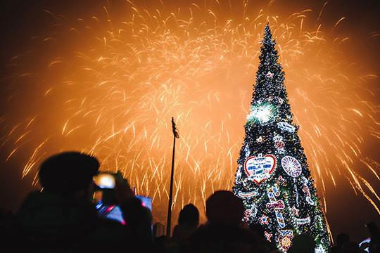 Новогодняя афиша: где и как отдохнуть в Казани и Татарстане с 31 декабря по 8 января