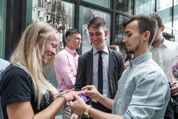 В Поволжской академии – выпускные. 605 студентов получили дипломы