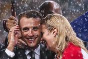«Это для вас, господин президент»: Франция – чемпион мира!