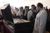 В Казани простились с заслуженным врачом и бардом Владимиром Муравьевым