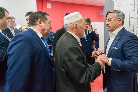 Как Шайхразиев заручился поддержкой Фаузии Байрамовой и Айдара Халима