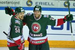 ХК «Ак Барс» на домашнем льду обыграл «Сибирь»