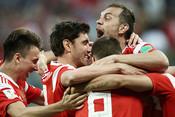 «Мы 23 брата»: Россия обыграла Египет и вошла в историю