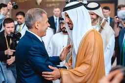 На XI саммит «Россия - Исламский мир: KazanSummit-2019» приехали шейх Бахрейна и министр Малайзии