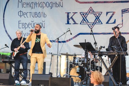 На Петербургской отгремел фестиваль еврейской музыки